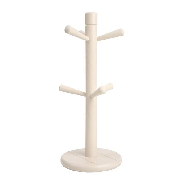 Suport din lemn de arbore de cauciuc pentru căni T&G WoodwareColonial Cream