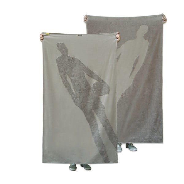 Osuška Maxi Towel Chesnut Grey