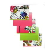 Set 5 dosare pentru documente Blueprint Collections Couture Rose