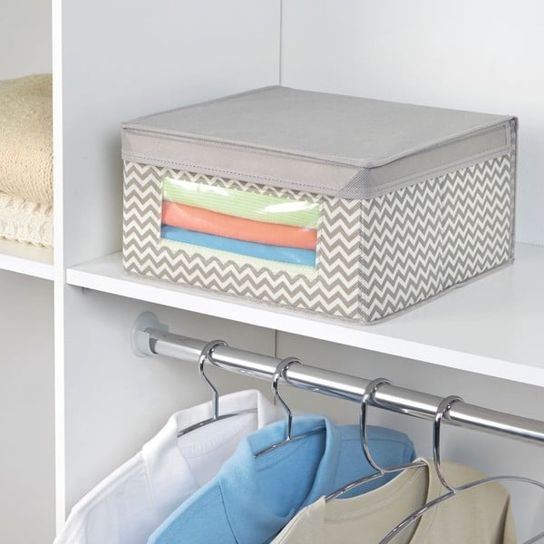 Úložný box InterDesign Axis, výška29,5cm