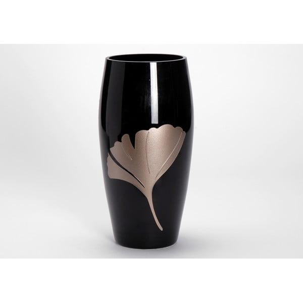 Váza Noir Ginkgo