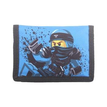 Portofel LEGO® NINJAGO Jay, albastru