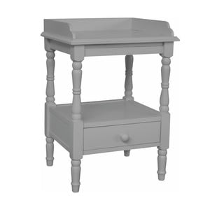 Noční stolek Antique Taupe