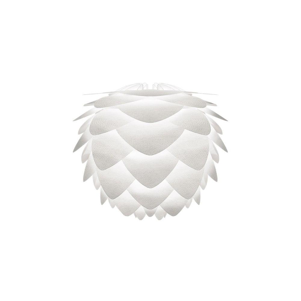 Bílé stínidlo VITA Copenhagen Silvia Create,Ø32 cm