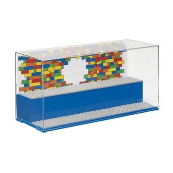 Cutie depozitare piese LEGO®, albastru de la LEGO®