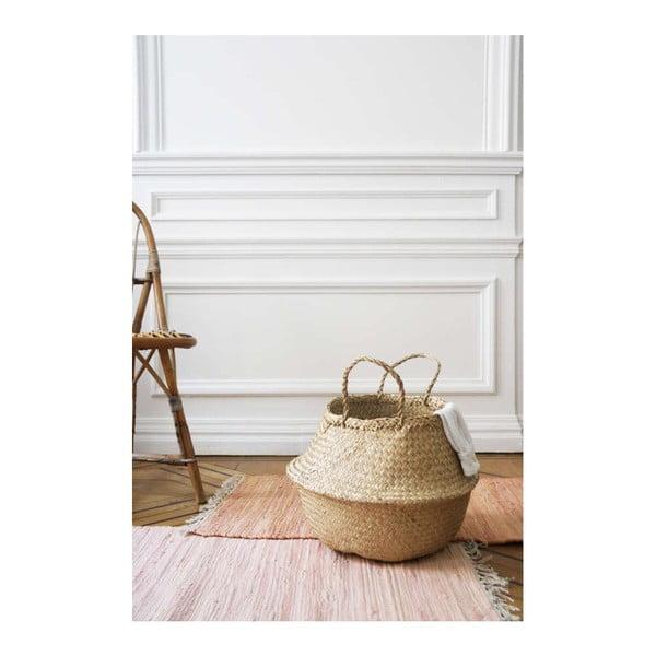 Coș depozitare din iarbă de mare Compactor Seagrass Basket