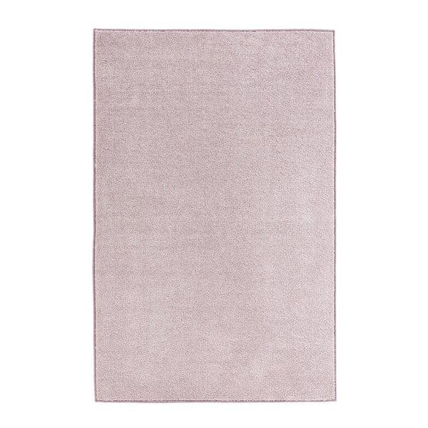 Ružový koberec Hanse Home Pure, 160 × 240 cm