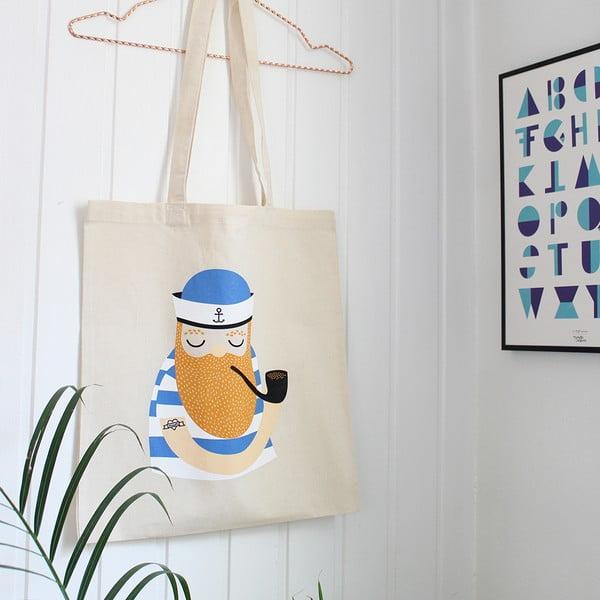 Bavlněná taška Michelle Carlslund Little Sailor