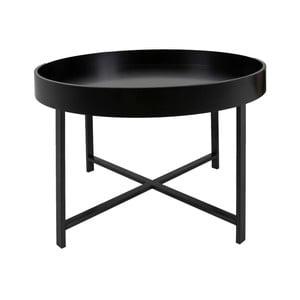 Odkládací stolek s úložným prostorem Canett Løgstør