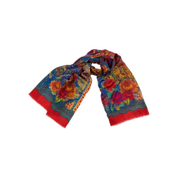 Vlněný šátek Shirin Sehan - Grace