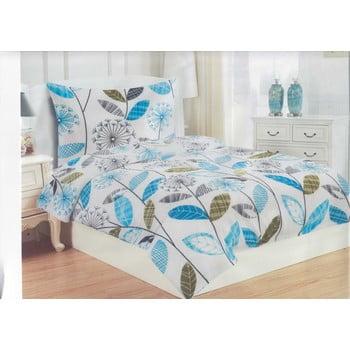 Lenjerie de pat din micropluș My House Olivia, 140 x 200 cm imagine