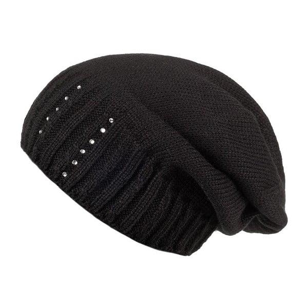 Černá čepice Lavaii Amy