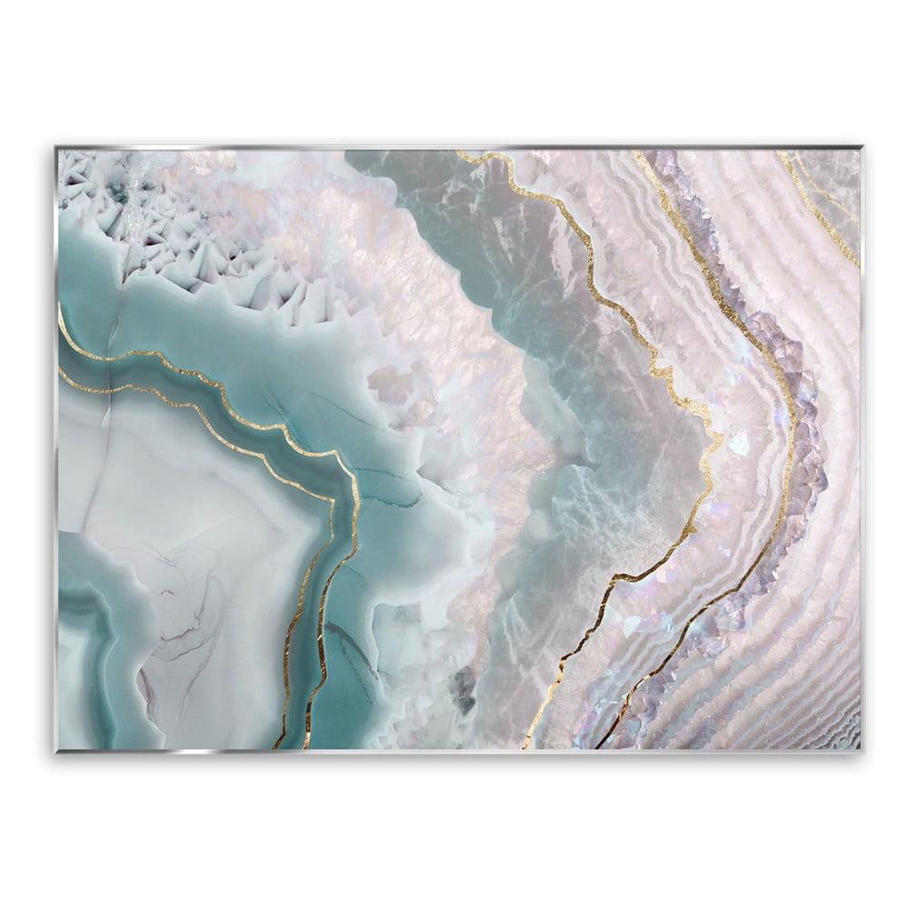 Produktové foto Obraz Styler Green Agate, 121 x 81 cm