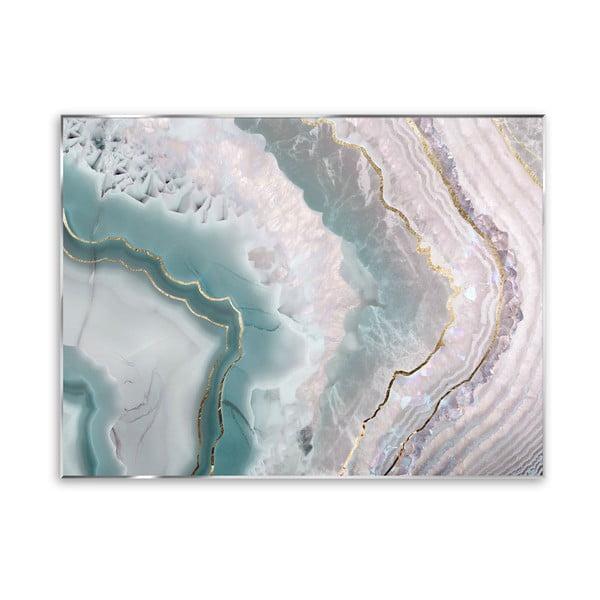 Obraz Styler Green Agate, 121 x 81 cm