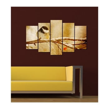 Tablou din mai multe piese Insigne Copolia, 102 x 60 cm de la Insigne