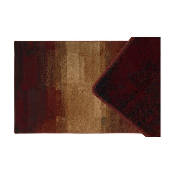 Vlněný koberec s hnědým vzorem Windsor & Co Sofas Millenuim, 235x350cm
