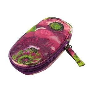 Fialové pouzdro Ragged Rose Gadget