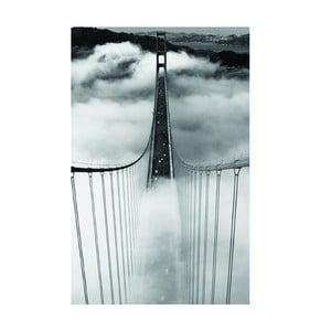 Fotoobraz Golden Gate, 81x51 cm