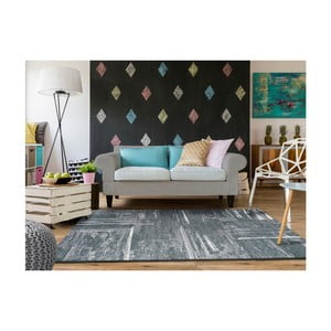 Šedý koberec Universal Shift Grey,200 x 290 cm