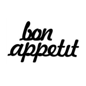 Samolepka na zeď Dekosign Bon Apetit