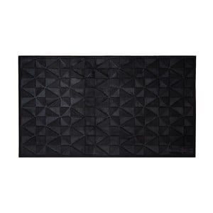 Gumová čisticí rohožka tica copenhagen Graphic, 45x75cm