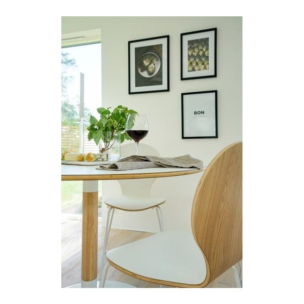 Bílý jídelní stůl Folke Alborg