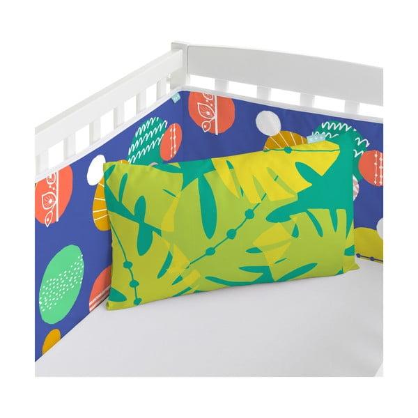 Výstelka do postele Geo Jungle, 60x60x60 cm