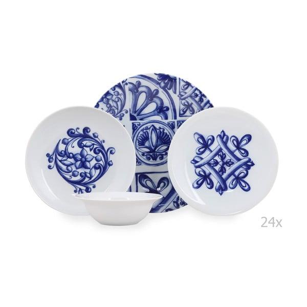 Manilla 24 db-os porcelán étkészlet - Kutahya