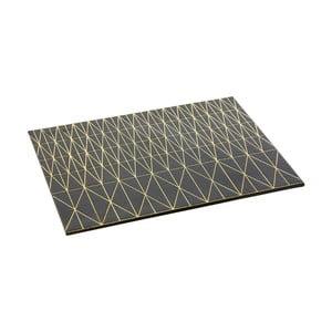 Sada 4 prostírání s geometrických vzorem Premier Housewares, 29 x 22 cm