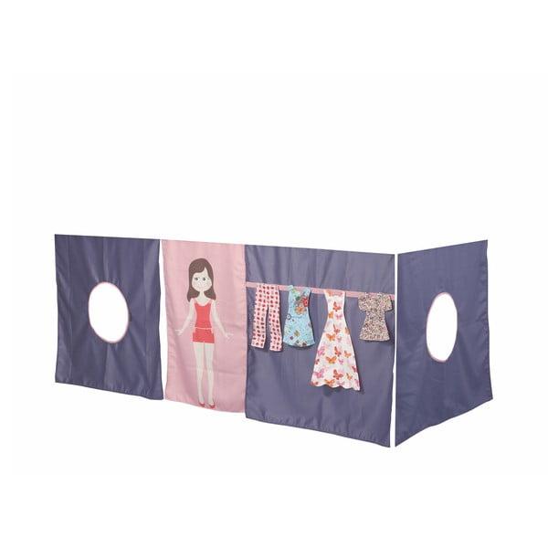 Zasłona do zabawy pod łóżko dziecięce Manis-h Doll