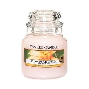 Vonná svíčka Yankee Candle Květ Magnólie Champaca, doba hoření 25 - 40 hodin