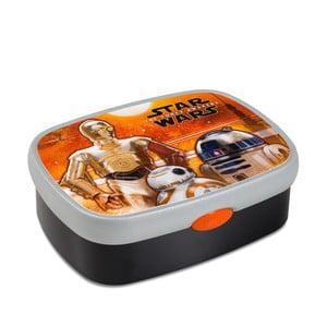Dětský svačinový box Rosti Mepal Star Wars