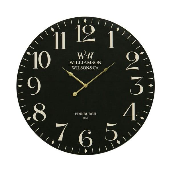 Nástěnné hodiny Classical Black, 60 cm