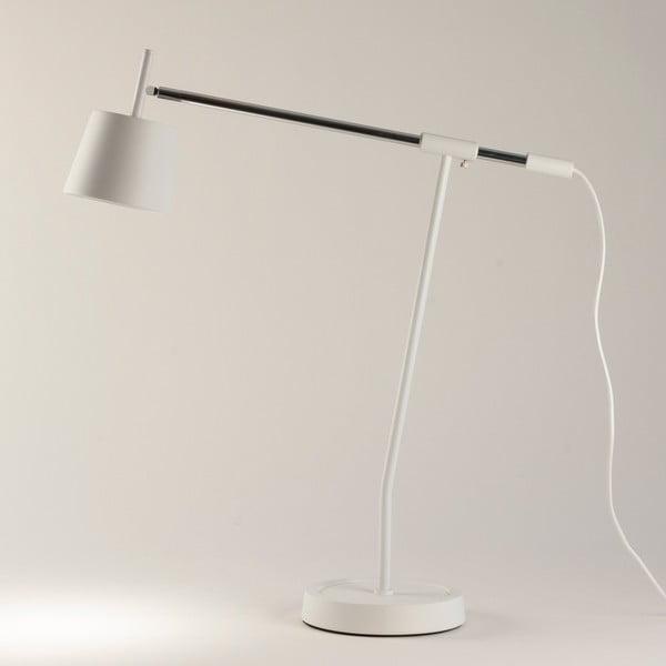Stolní LED lampa Mic White