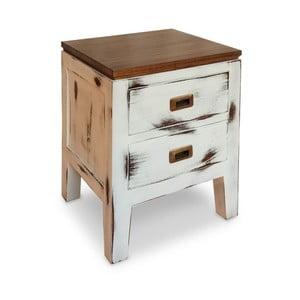 Noční stolek ze dřeva mindi Moycor Everest