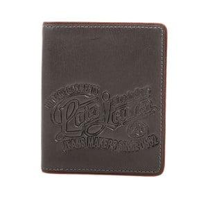 Kožená peněženka Lois Garments, 8,5x10,5 cm