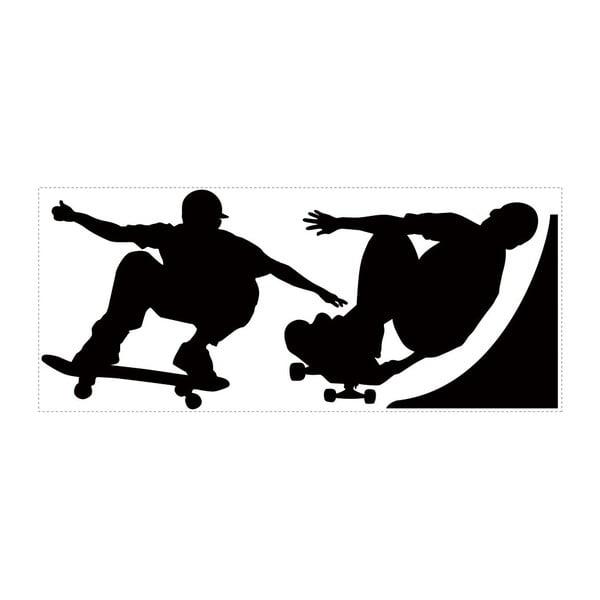 Skate Chalkboard - popisovací nálepka