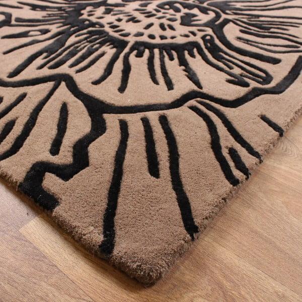 Vlněný koberec Liberty Mocha 200x300 cm