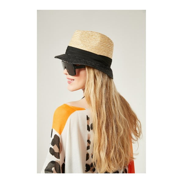 Dámsky slamený klobúk Alexander McKensey Kumas