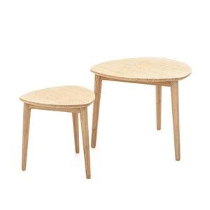 Sada 2 kávových stolků Tomasucci Kinst