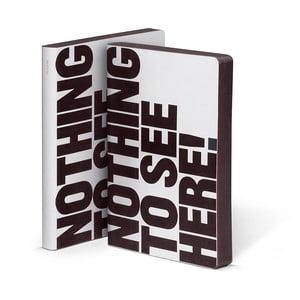 Zápisník Nuuna Nothing to See, velký