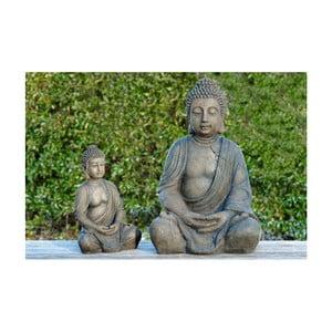 Statuetă de grădină Boltze Buddha, 30 cm