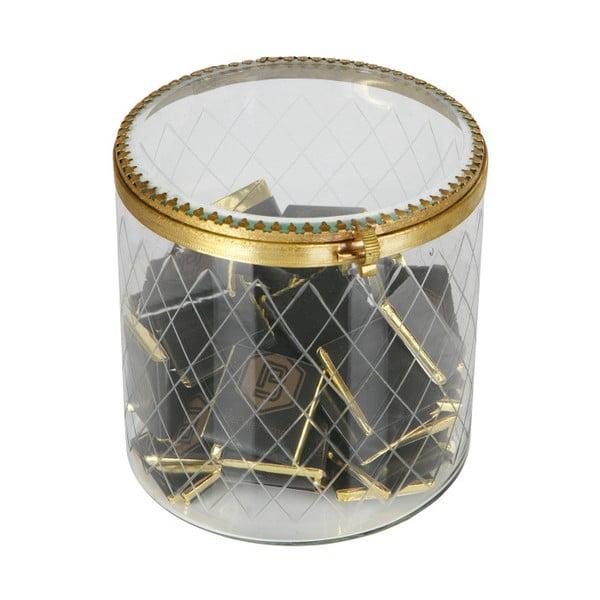 Casetă de bijuterii BePureHome Jewels, ⌀13 cm
