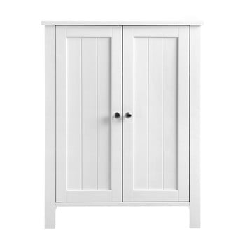 Dulap de baie Songmics, lățime 60 cm, alb imagine