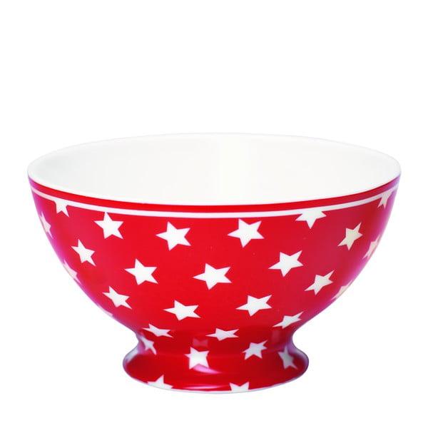 Miska na polévku Star Red, 15 cm