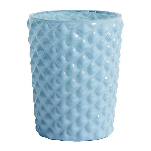 Kalíšek na svíčku Pearl Blue