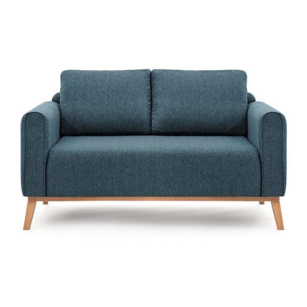 Niebieska sofa 2-osobowaVivonita Milton