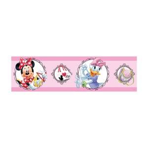 Samolepící bordura AG Design Mickey Mouse, délka 5m