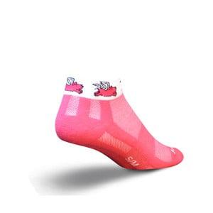 Ponožky Flying Pig, vel. 37-42