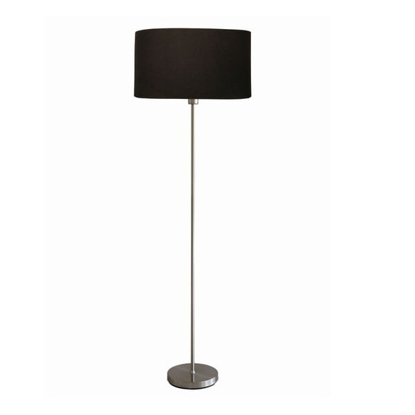 Stojací lampa Efficient Satin/Black